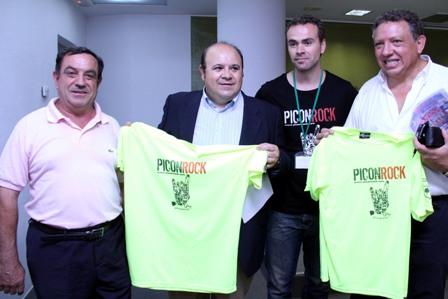 Rueda de prensa piconrock 2013