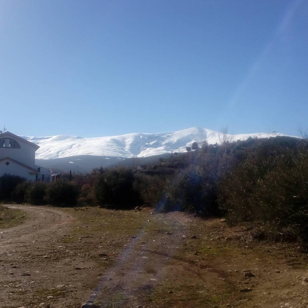 As luce el Picn tras las ultimas nevadas Espectacular!!! piconrockhellip