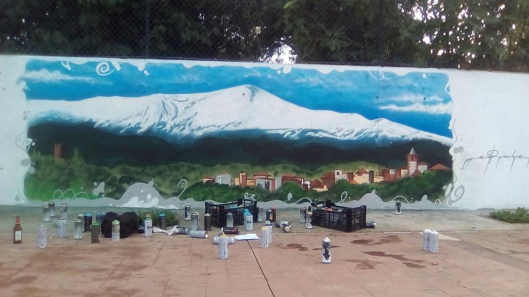 Espectacular ese graffit!!!