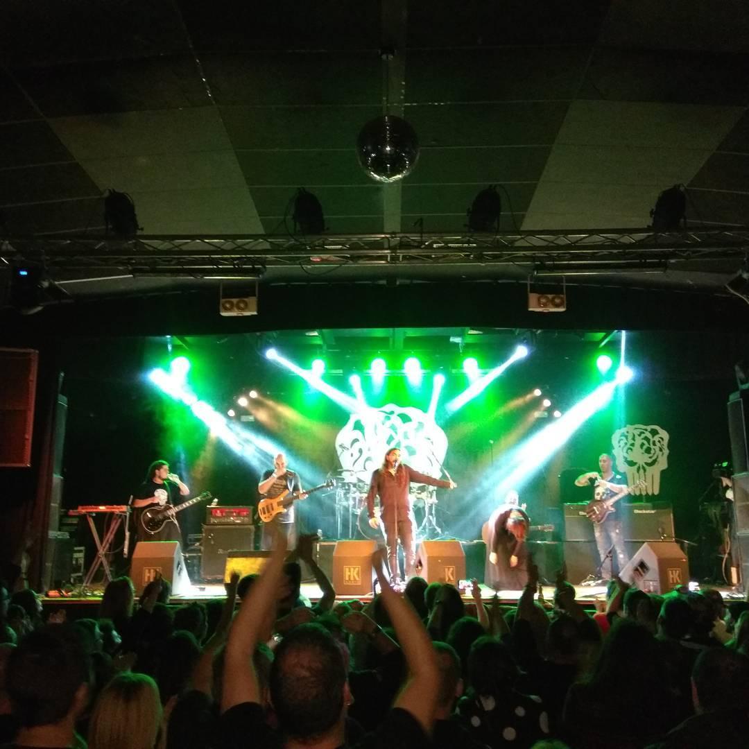 La fusin entre el rock y el flamenco en estadohellip